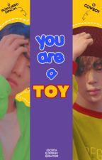 you are a toy   jjk + pjm by xmypjx