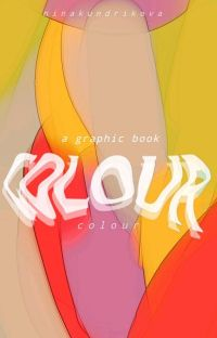 ᶜᵒˡᵒᵘʳ - graphic book cover