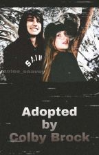 Adopted By Colby Brock by zoiee_seavey