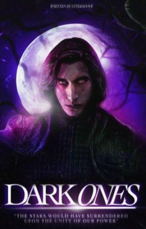 Dark Ones | Kylo Ren by stylesdove