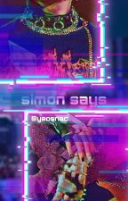 simon says | nct by rainyhao