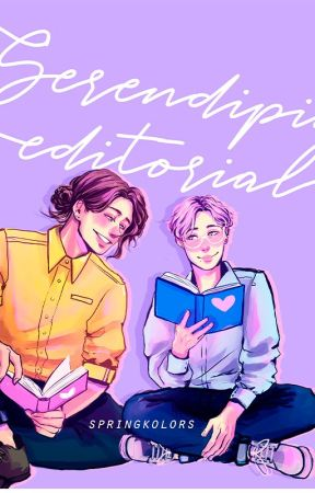 Serendipia editorial by SpringKolors