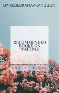 Recommended Books On Wattpad cover