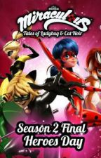 Miraculous Ladybug x Male reader (on hold and being fixed) by Thetruealpha56