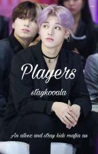 Players ◇♤Mafia au♧♡ by staykooala