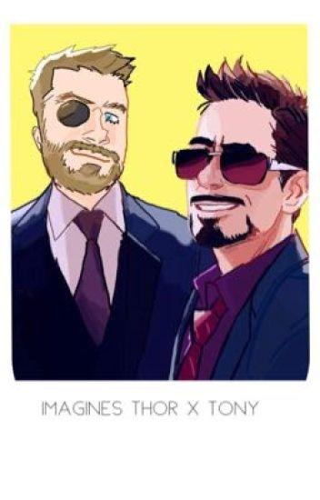 Thor x Tony