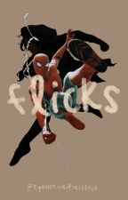 flicks // peter parker by rynhaswritersblock