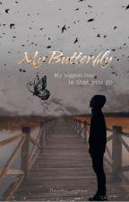 My butterfly by NamelessGirl666s