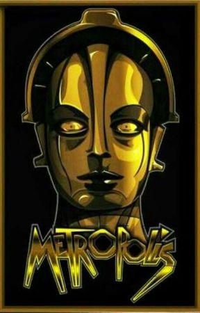 Metropolis  by MilenaReds