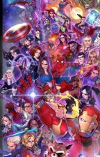 Adopted by Tony Stark by Marvel_Queen34