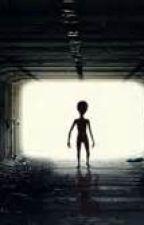 Alien x Area 51 Raider by PeanutPiss
