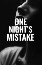 One Night's Mistake ni wreveuse