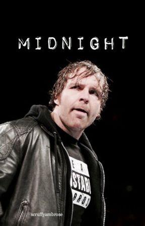 Midnight - Dean Ambrose (WWE) by Scruffyambrose