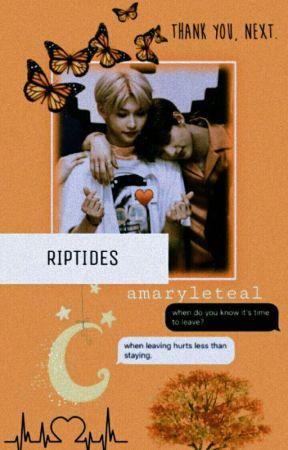 RIPTIDES; hyunjin ft. felix    hyunlix by amaryleteal