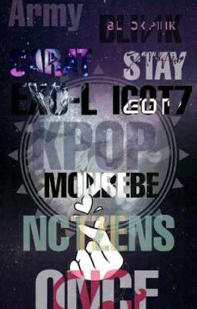Kpop You Choose by NCTjaehyunsbae