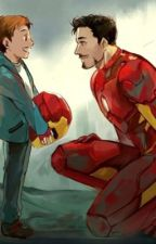 Spiderson and irondad one shots  by Liya_ILY3000