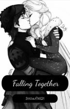 Hiccelsa • Falling Together • by Snowfall21