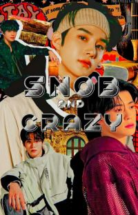 Snob and Crazy (Jaewoo) cover