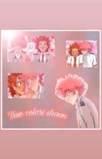 True colors shown (kiribaku) cover