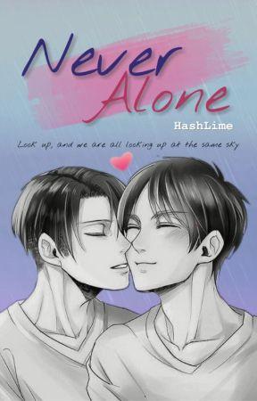 Never Alone [Ereriren] by HashLime
