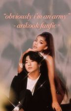 𝒪𝒷𝓋𝒾𝑜𝓊𝓈𝓁𝓎 𝐼'𝓂 𝒶𝓃 𝒜𝓇𝓂𝓎 - fanfic  by moon1ighttae