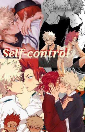 Self-control {Kiribaku} by AlipoolovesVictor