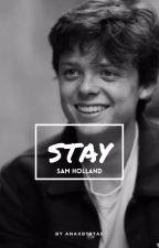 Stay    Sam Holland by kookieholland