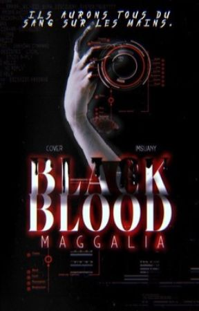 Black Blood by Maggalia