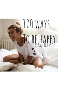 100 ways to be happy cover