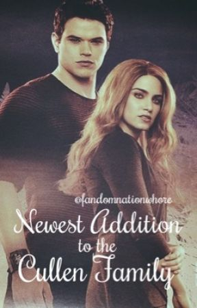 New Addition to the Cullen Family by fandomnationwhore