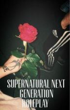 Supernatural Next Generation Roleplay by _Quiescent_