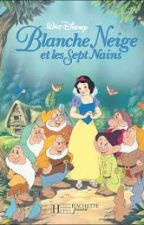Blanche Neige et les sept nains by -Likeadiamond