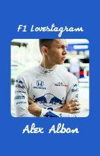 F1 Lovestagram - Alex Albon by kimva4ever