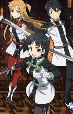 Sword Art Online Fanfiction // Augma Hinterhalt by mary_mishima