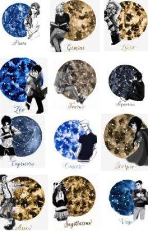 Percy Jackson Zodiac  by Biastef3012