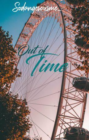 Out of time // Wattys 2021 by Raffaellapierro