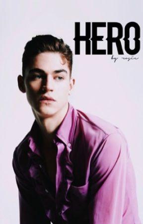 HERO ➙ my ocs by hoe-chlins