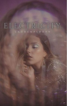 ELECTRICITY   STEVE HARRINGTON by laurenperry9