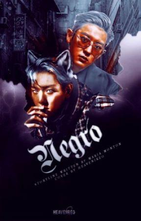 Negro  by Mariamonton000