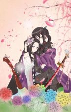 [Kochou Kanae X OC] Kimetsu no yaiba -Twin Butterfly by Yang_Kun