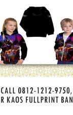 """Call 0812-1212-9750, Grosir Kaos Fullprint Bandung"" by jaketdewasa"