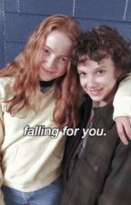 falling for you\\ elmax  by elmaxstan