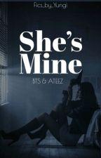 She's Mine  || BTS//ATEEZ by Tateralli