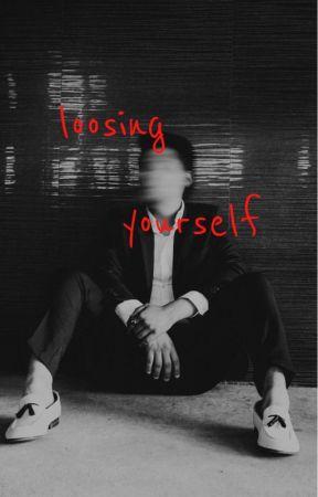 Losing Yourself by GayDyslexicDinosaur