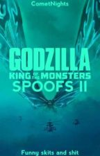 GODZILLA: KOTM SPOOFS II by CometNights