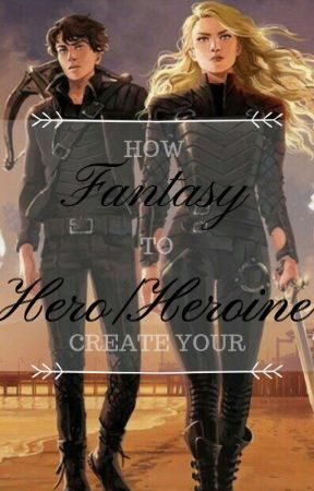 How To: Create Your Fantasy Hero/Heroine by amayhh