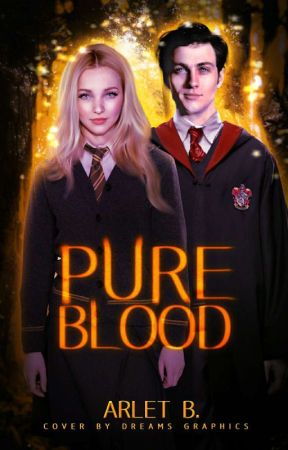 PURE BLOOD¹ ── JAMES POTTER by alirxa2