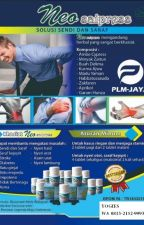 WA 0895-3422-09444 - NeoSaipress Adalah Obat Herbal Sendi Blora by AtomyMall