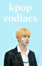 kpop zodiacs by jedayeyo