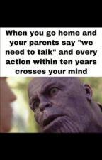 Memes by randompersonhuman